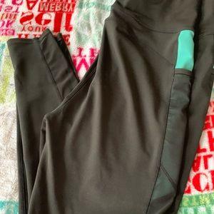 Pants - Pop fit full length leggings.